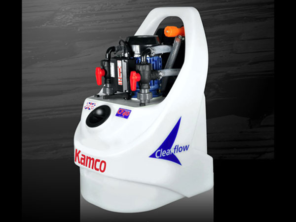 CF40 power flush